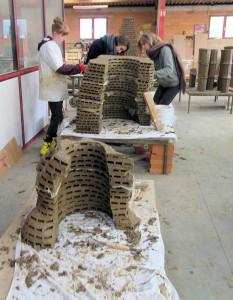 ARC ECART - briqueterie Montrieux