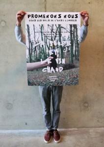 Photo : affiche pour la conférence d'Antoine BOUDIN