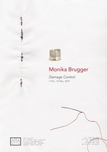 Damage control by Monika Brugger