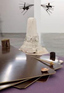 """photo de l'exposition """"Une chose commune"""", FANTÔMES DU QUARTZ XI et XII"""