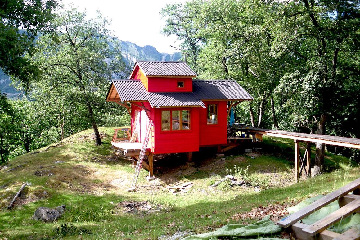 La cabane | Jérémie Garrie