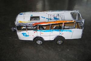 Clara Bertrand - Création d'un bus électrique téléguidé