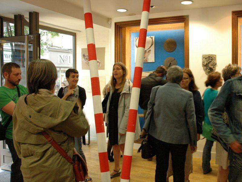 Exposition des ateliers publics de l'ENSA Limoges
