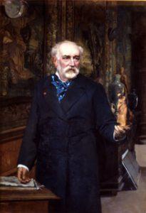 Portrait d'Adrien Dubouché