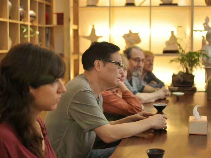 Résidence de Nadège Mouyssinat à Longhaï en Chine