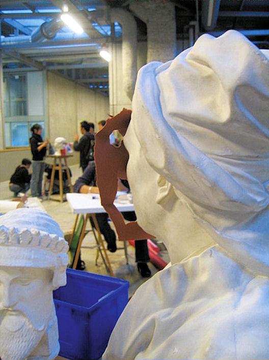 Viseul ateliers arts plastiques et nu