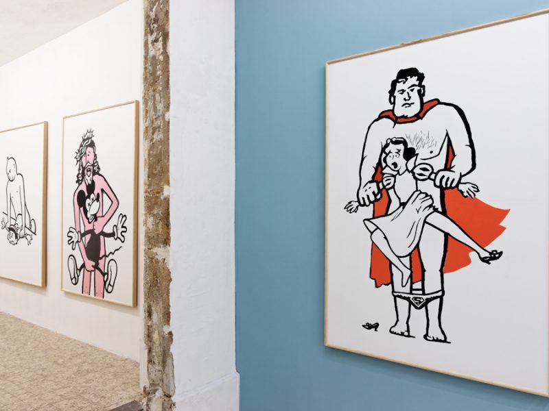 Galerie SEMIOSE, Collectif Taroop & Glabel