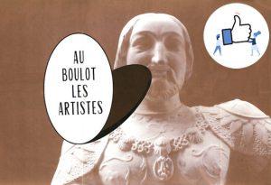 L'ENSA Limoges vous invite à aimer sa nouvelle page Facebook dédiée aux Stages de découvertes et de pratiques artistiques.