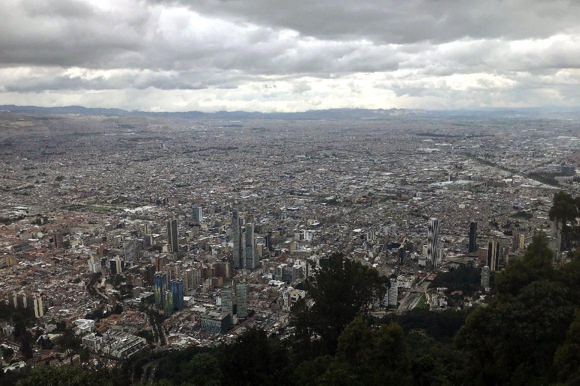 MARS 2018 > Voyage d'étude en Colombie