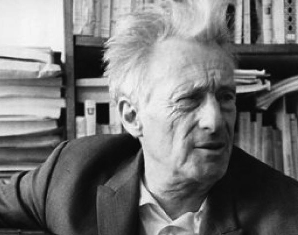 Photo d'Henri Lefebvre, philosophe