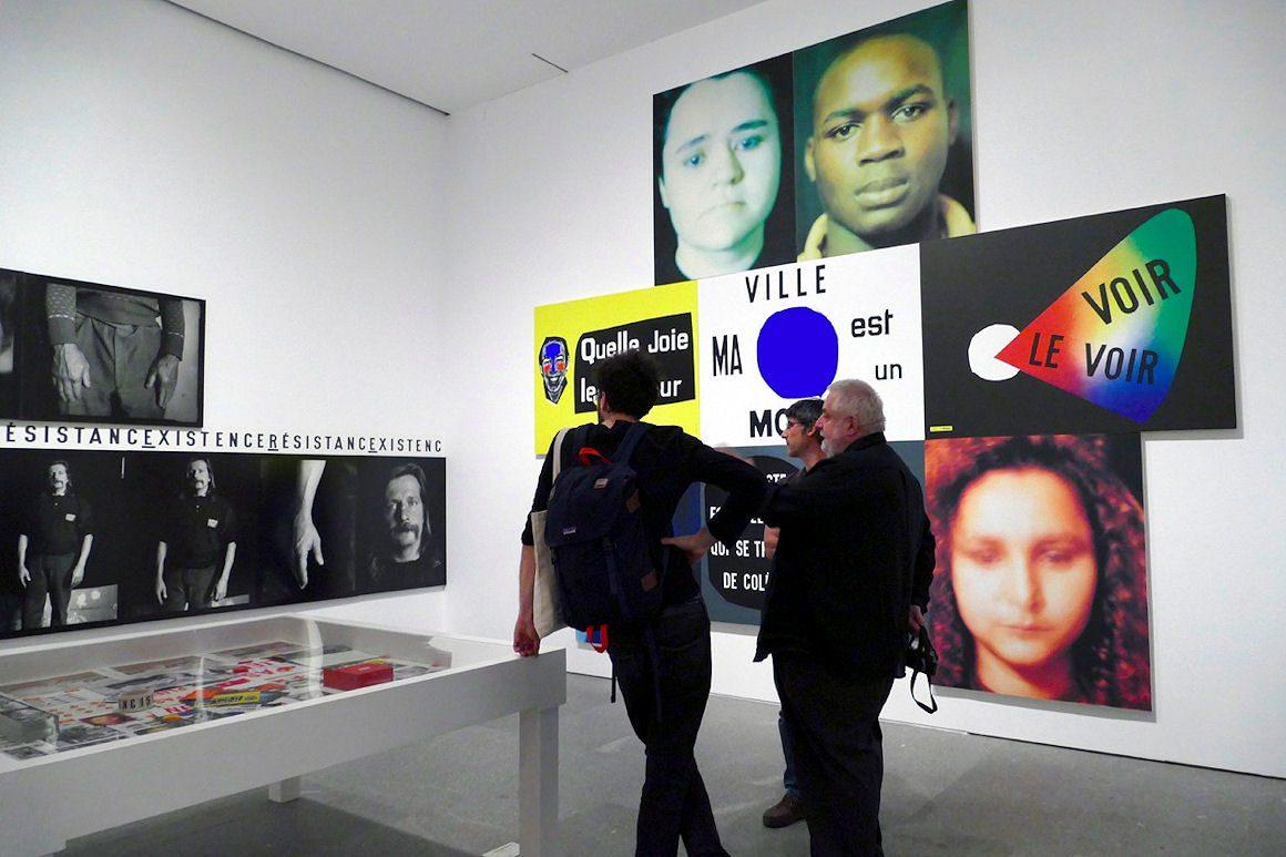 """Visuel de l'exposition de Marc Pataut """"Premières tentatives"""""""