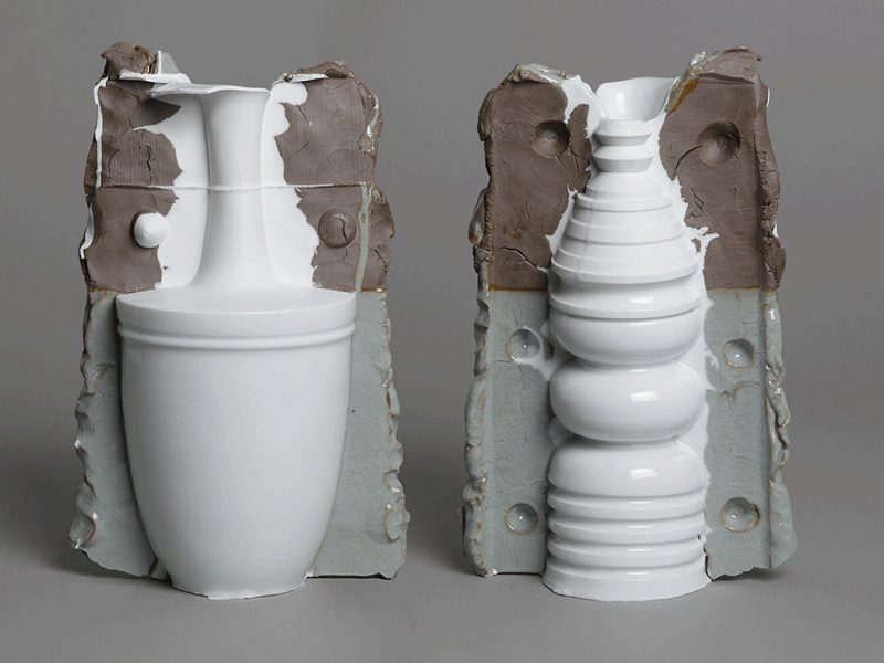 Photo d'une œuvre de Réjean Peytavin, Exposition Taratologie