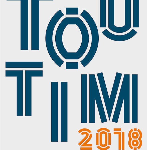 Visuel de l'exposition TOUTIM 2018