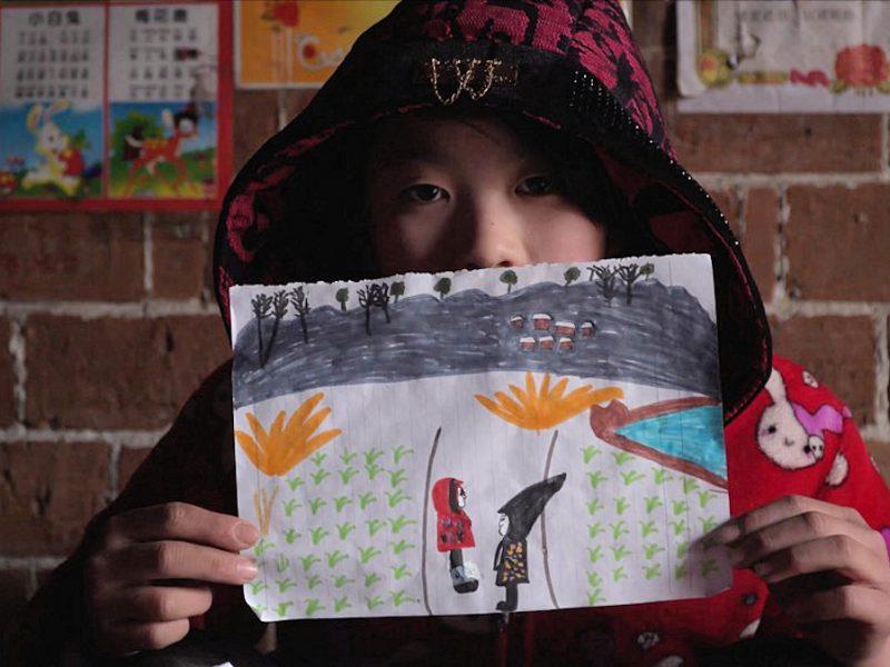 Image de la vidéo : Trailer   Self Portrait Sphinx in 47 KM   Zhang Mengqi