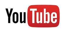 Logo Youtube pour annoncer une conférence sur la chaine Youtube de l'ENSA Limoges