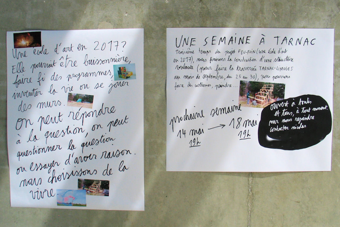Photo : une semaine à Tarnac