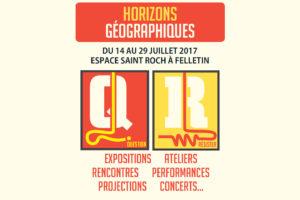 Visuel Exposition Horizons géographiques 2017