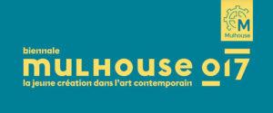 Affiche : annonce de la biennale Mulhouse 017