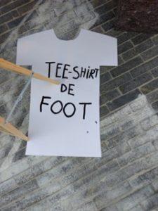 Photo : 2è biennale art nOmad, Décoloniser les corps - de Calais à Bruxelles