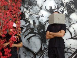 Photo : 2è biennale art nOmad, Décoloniser les corps - de Arnac-la-Poste à Bourges
