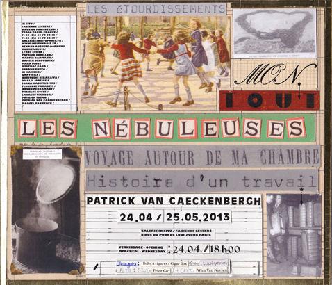 Image : Les nébuleuses, Patrick VAN CAECKENBERGH