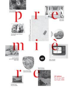 Image : visuel de l'exposition Première 2017-2018
