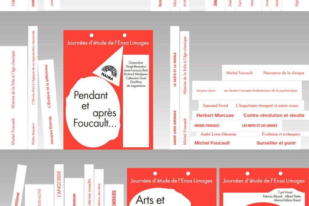 Image : les éditions numériques des journées d'études de l'ENSA Limoges