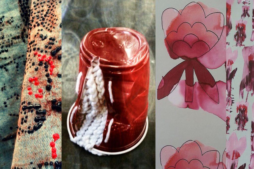 Visuel / Atelier art textile