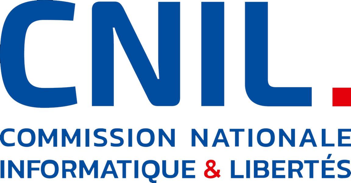 Logo : CNIL, commission nationale informatique et libertés