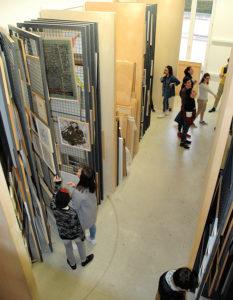 Photo : regards sur les oeuvres, collections du FRAC-Artothèque du Limousin