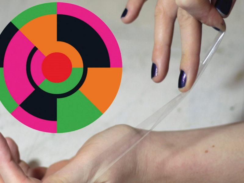 Affiche, détail : exposition Premier geste, exposition des ateliers publics