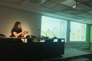 """Photo : Alizée Raut, Journée d'étude """"Du corps à l'environnement, les approches du design dans le champ de la santé"""""""