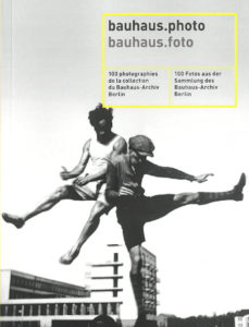 "Photo de couverture du catalogue ""bauhaus.photo"""