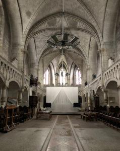 Photo : Chapelle des Sœurs du Sauveur