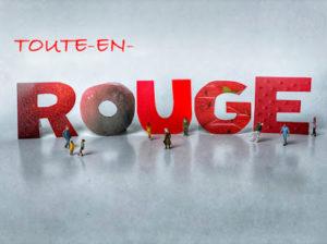 """Image : atelier """"toute-en-rouge- de art nOmad"""