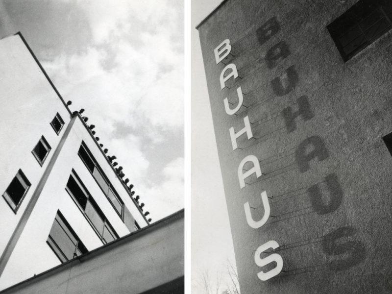 """Photos : présentation de l'exposition """"bauhaus-photo"""""""