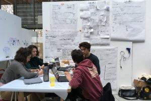 Photo : workshop design réconforts