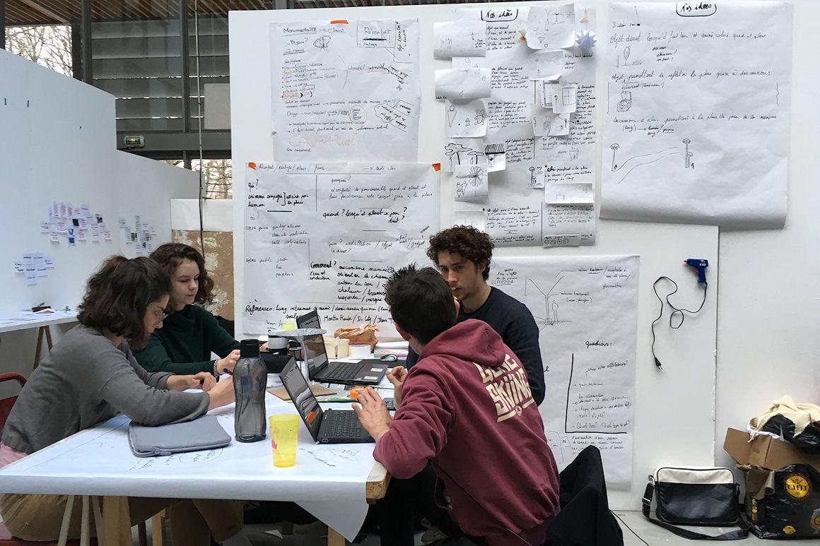 Photo : workshop design