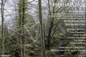 Affiche exposition #Mahaia2020