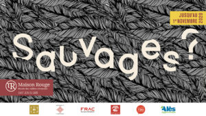 """Visuel : exposition """"Sauvages ?"""""""
