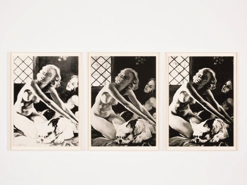 """Photo : Nicolas H. Muller, """"Picabia sans Aura"""", 2016. (© Jean-Christophe Garcia/Collection Frac Nouvelle-Aquitaine MÉCA)"""