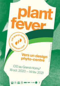 Image : affiche de l'exposition Plant Fever
