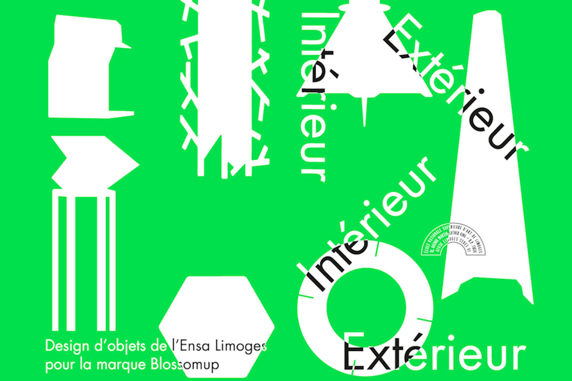 """image : page de garde du catalogue d'exposition """"Intérieur Extérieur"""""""