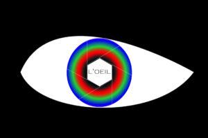 logo : L'OEIL, association loi 1901