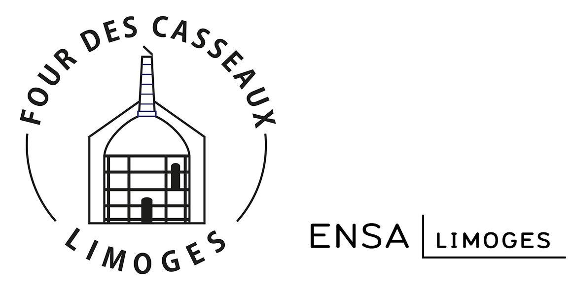 Logos : Musée du Four des Casseaux et ENSA Limoges