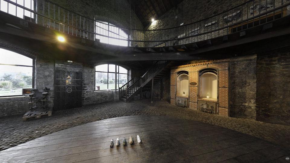 Image-lien pour découvrir l'exposition 360° de la galerie virtuelle CCE au musée du Four des Casseaux à Limoges