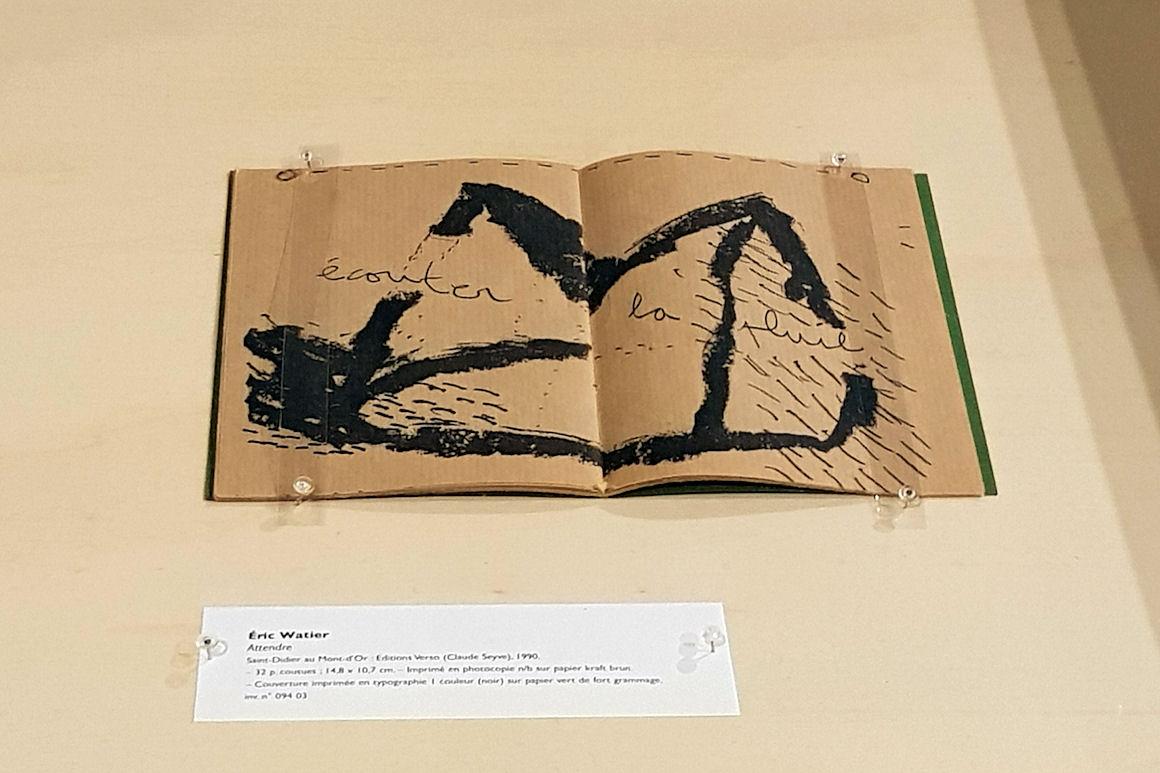 """photo : exposition """"le travail de Eric Watier"""""""