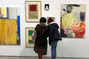 Photo : expo clichés peintures