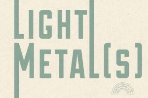 Light metals A3 design