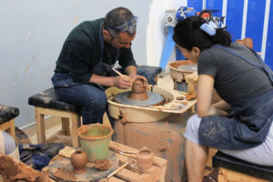 photo : workshop iat meknes